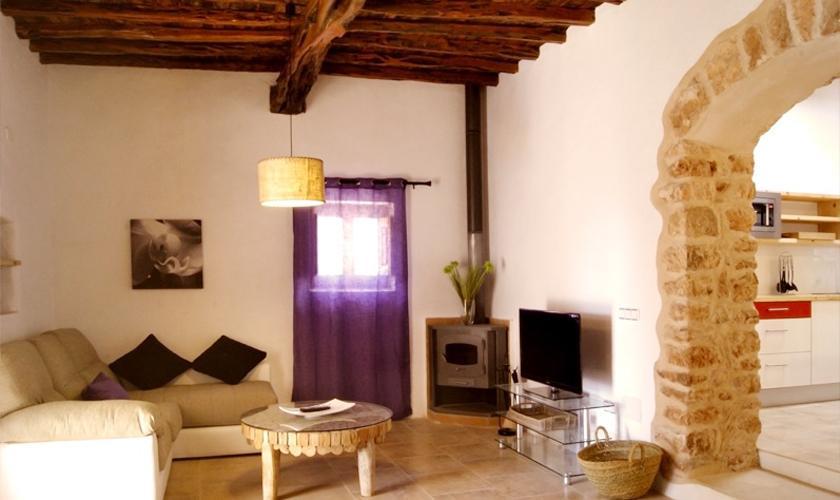 Wohnraum Villa Ibiza IBZ 66