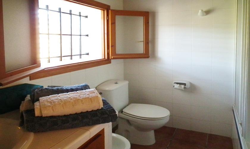 Badezimmer Ferienfinca Ibiza IBZ 67