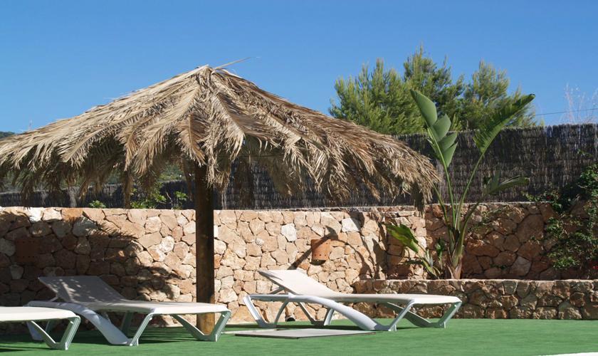 Pool und Lieben Finca Ibiza für 12 - 14 Personen IBZ 68