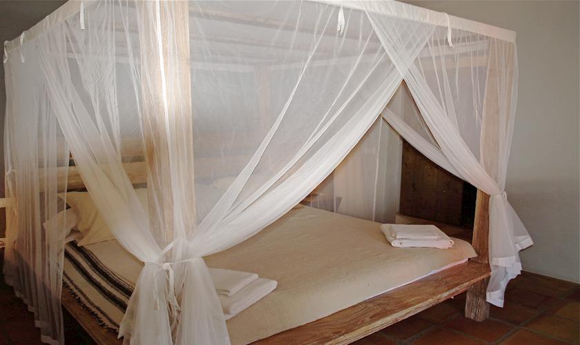 Schlafzimmer  Finca Ibiza für 12 - 14 Personen IBZ 68