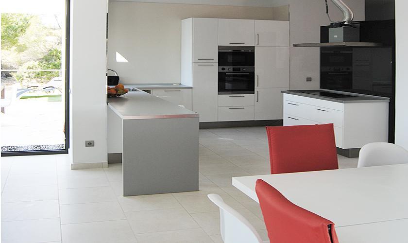 Küche Ferienhaus Ibiza 10 Personen IBZ 70