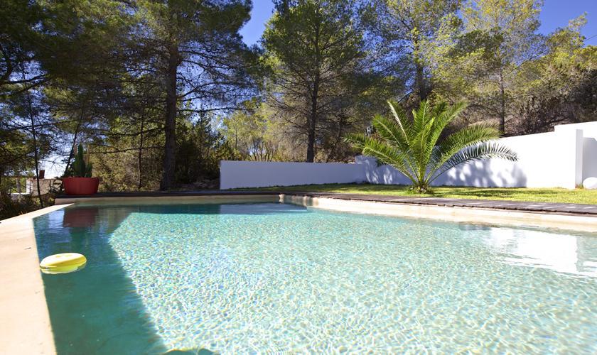Poolblick Villa Ibiza 10 Personen IBZ 70