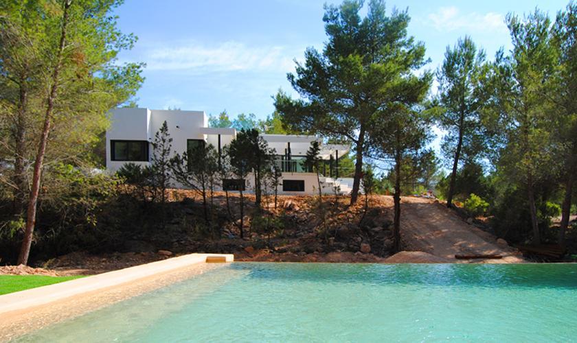 Pool Ferienvilla Ibiza 10 Personen IBZ 70