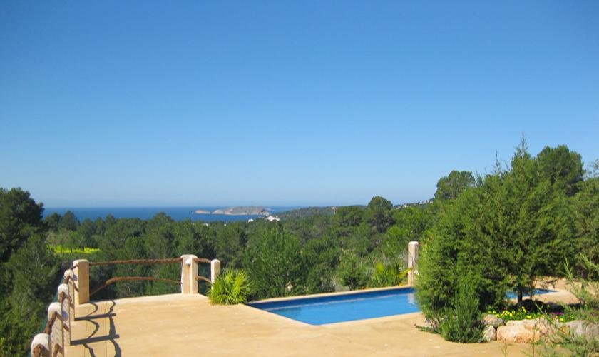 Pool Finca Ibiza 2 Personen IBZ 75