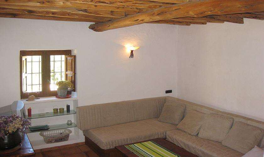 Wohnraum Finca Ibiza 2 Personen IBZ 75