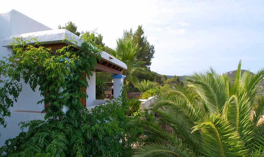 Garten Finca Ibiza 6 Personen IBZ 76