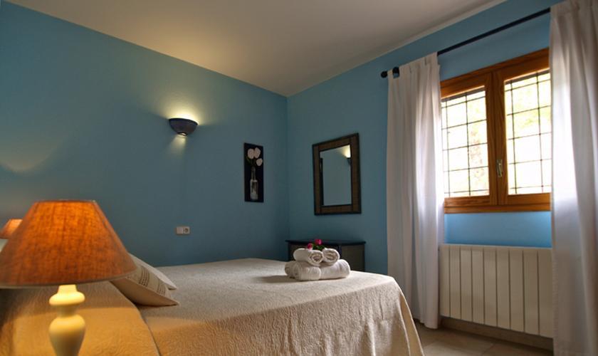 Schlafzimmer Finca Ibiza 6 Personen IBZ 76