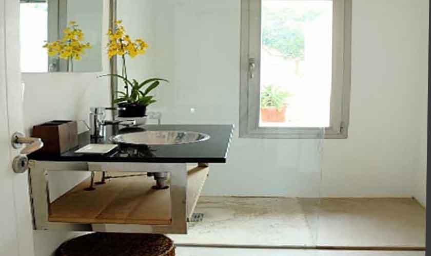 Badezimmer Ferienhaus Ibiza Cala Vadella IBZ 81