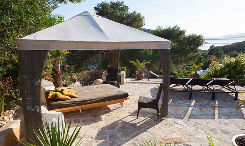 Daybed Finca Ibiza Ses Salines IBZ 85