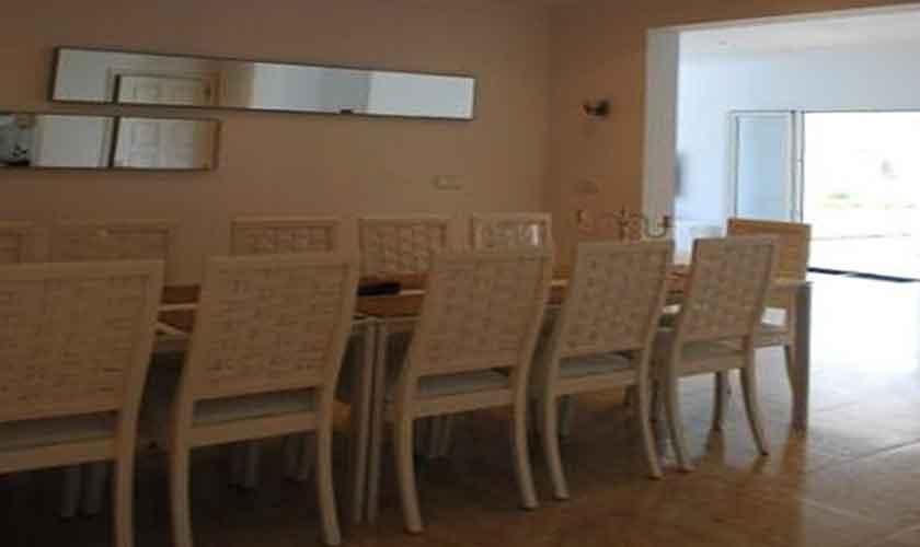 Esstisch Ferienvilla Ibiza 12 Personen IBZ 88