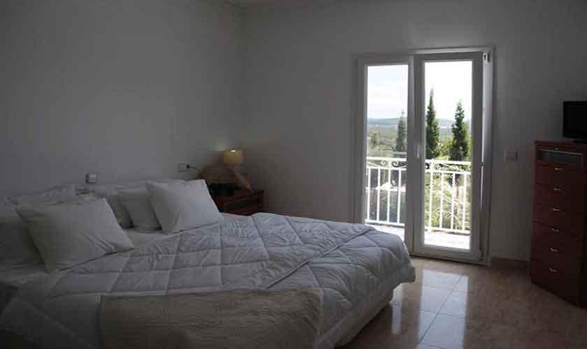 Schlafzimmer Ferienvilla Ibiza 12 Personen IBZ 88