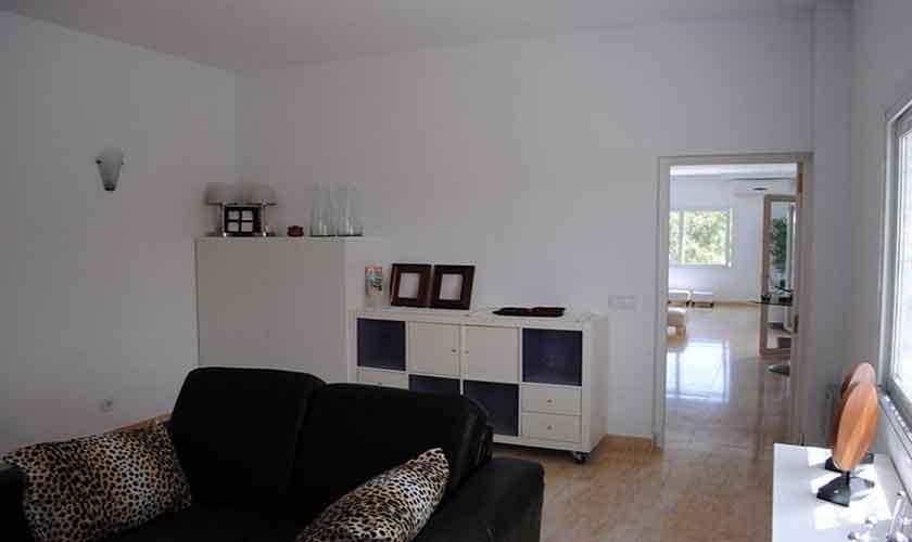 Wohnraum Ferienvilla Ibiza 12 Personen IBZ 88