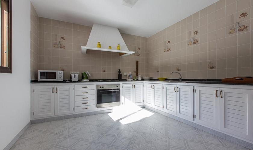 Küche Finca Ibiza 6 Personen IBZ 90