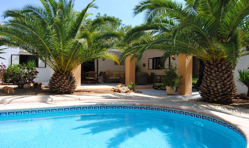 Pool und Finca Ibiza 6 Personen IBZ 90