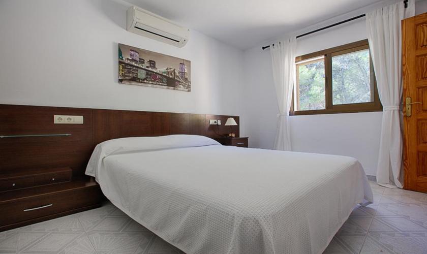 Schlafzimmer Finca Ibiza 6 Personen IBZ 90