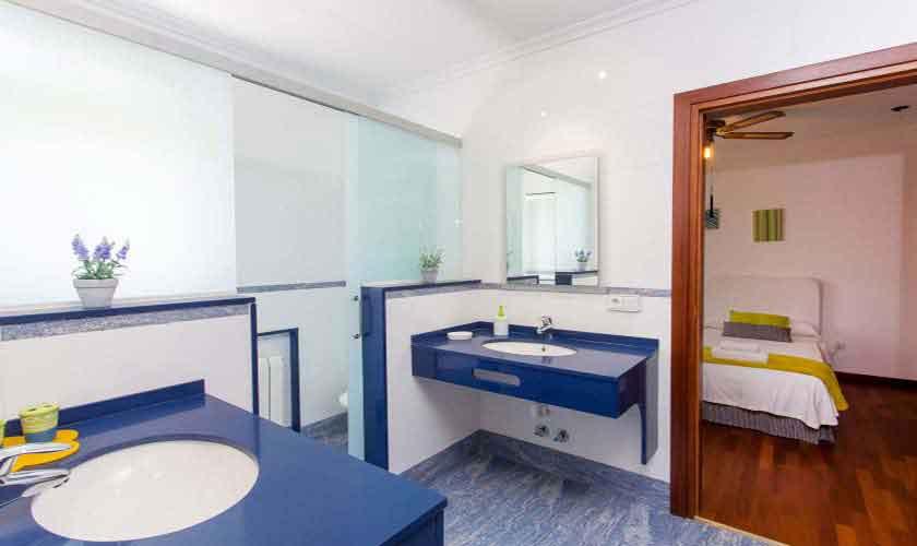 Badezimmer Ferienhaus Ibiza 8 Personen IBZ 91