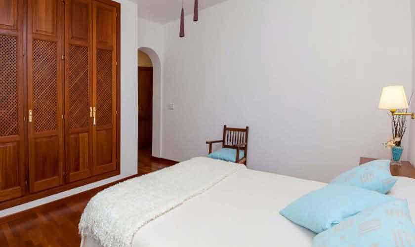 Schlafzimmer Ferienhaus Ibiza 8 Personen IBZ 91