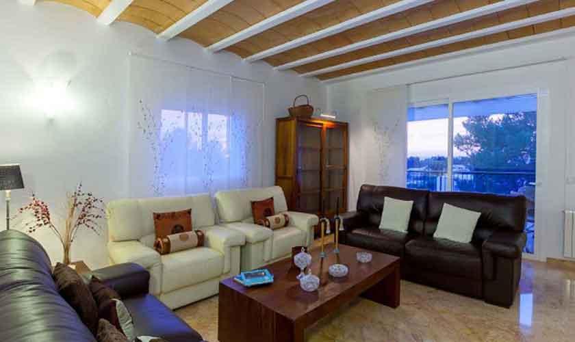 Sofas Ferienhaus Ibiza 8 Personen IBZ 91