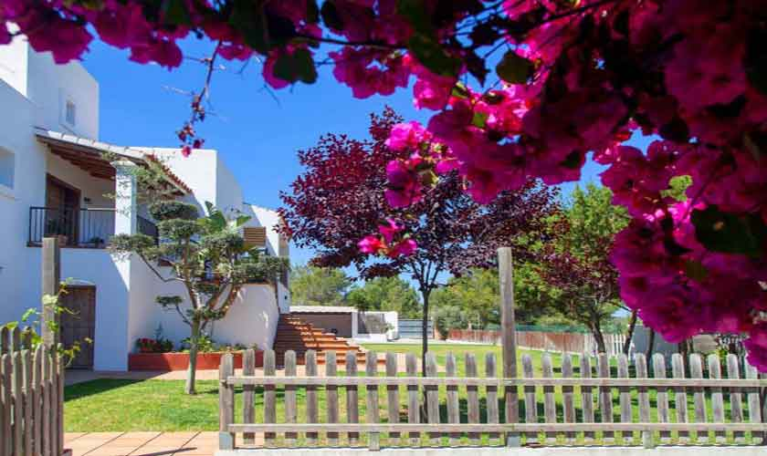 Garten und Ferienhaus Ibiza 8 Personen IBZ 91