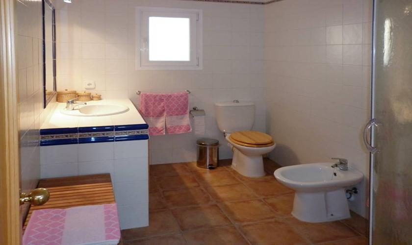 Badezimmer Ferienhaus Ibiza für 4 Personen IBZ 95