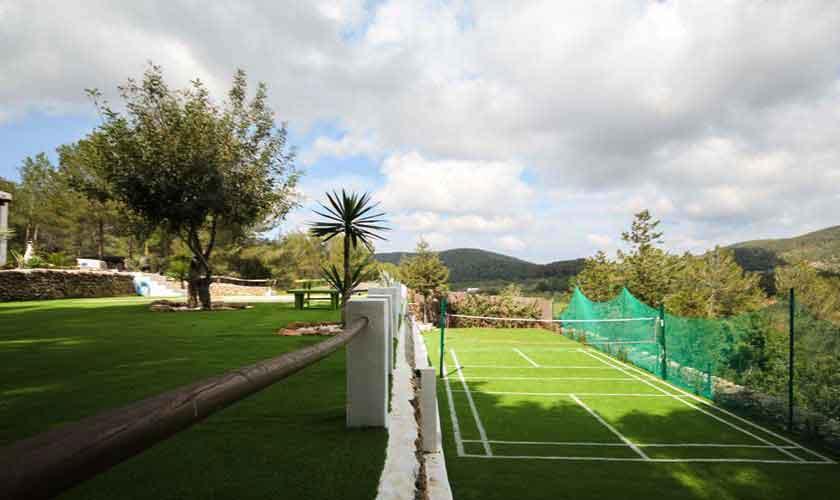 Volleyball Ferienhaus  Ibiza 6 Personen IBZ 96