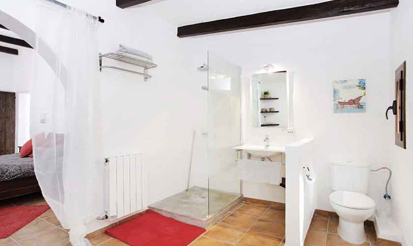 Badezimmer Ferienhaus Ibiza 6 Personen IBZ 96