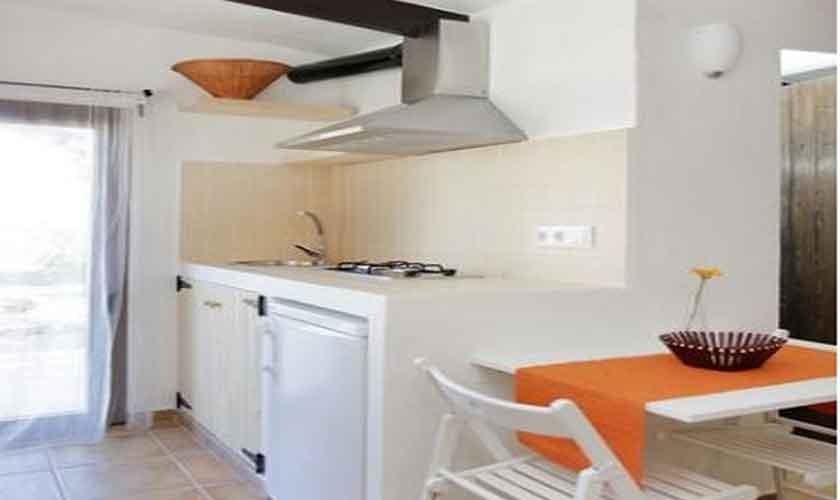 Küche Ferienhaus Ibiza 6 Personen IBZ 96