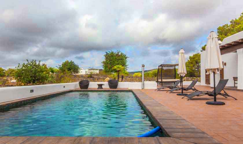 Pool und Finca Ibiza 5 Personen IBZ 97