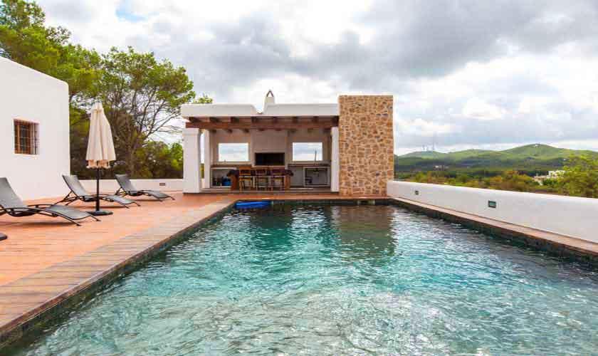 Pool und Finca Ibiza mit Pool IBZ 97