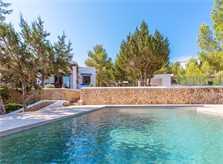 Pool und Ferienvilla Ibiza 6 Personen IBZ 10