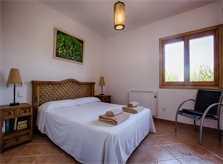 Schlafzimmer Ferienhaus Ibiza Cala Tarida  IBZ 10