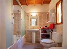 Badezimmer Villa mit Pool Ibiza 8 Personen IBZ 11