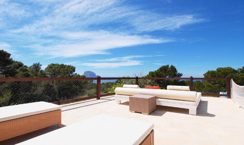 Sonnenterrasse Poovilla Ibiza 8 Personen IBZ 11