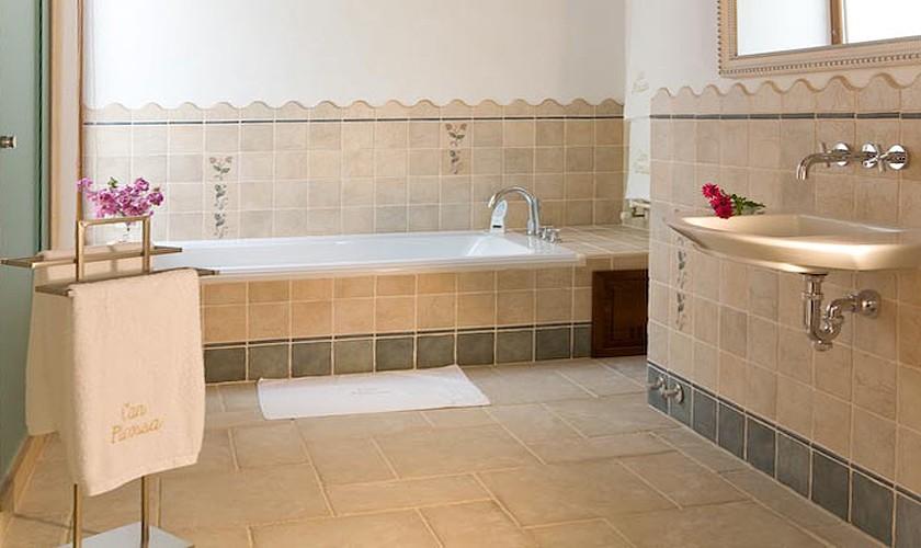 Badezimmer Finca Ibiza für 10 Personen IBZ 15