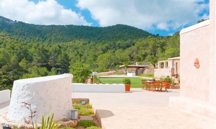 Impressionen Finca Ibiza für 10 Personen IBZ 15