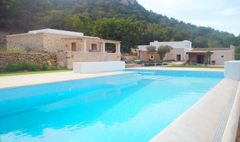 Pool und Finca Ibiza für 10 Personen IBZ 15