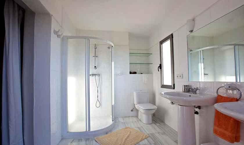 Badezimmer Ferienhaus Ibiza 10 Personen IBZ 26