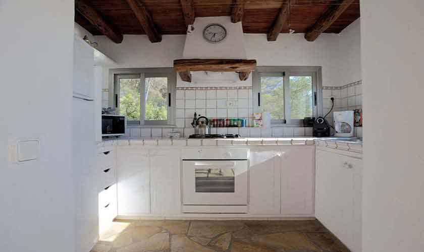 Küche Ferienhaus Ibiza 10 Personen IBZ 26