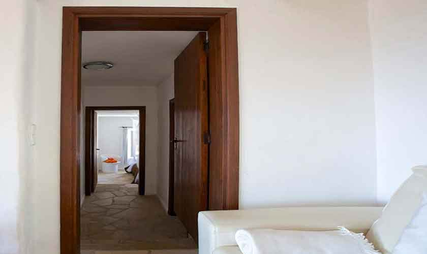 Flur Ferienhaus Ibiza 10 Personen IBZ 26
