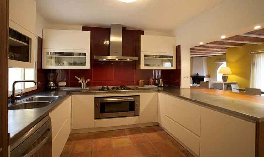 Küche Villa Ibiza IBZ 28