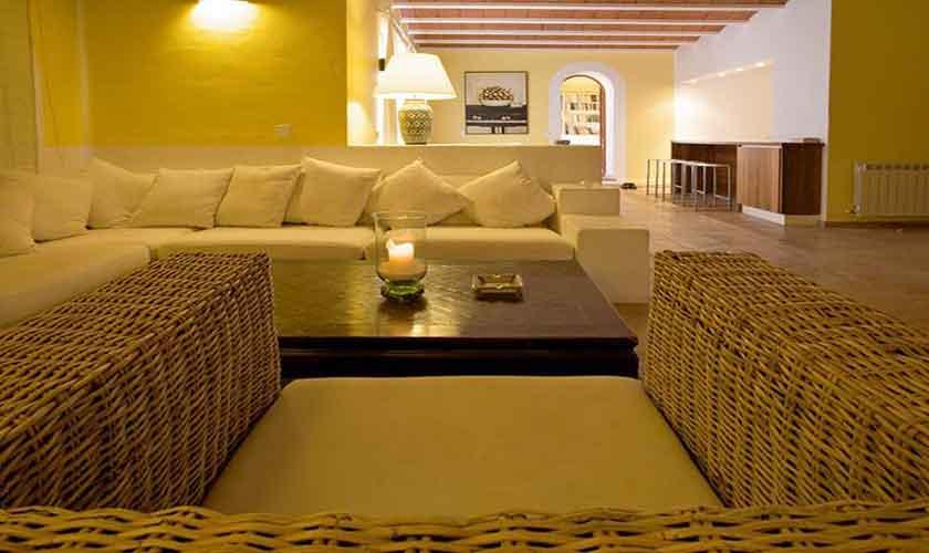 Wohnraum Villa Ibiza IBZ 28