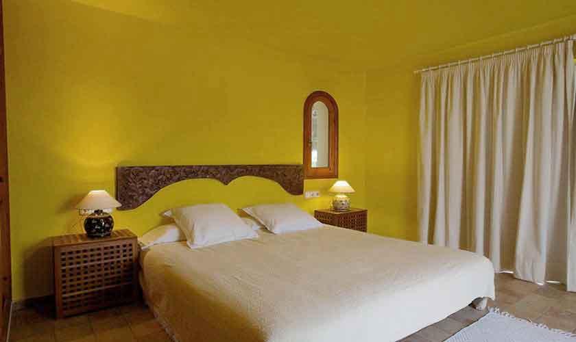 Schlafzimmer Villa Ibiza IBZ 28