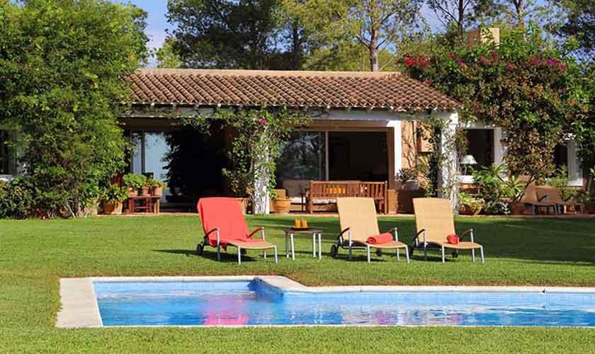 Pool und Finca Ibiza IBZ 29