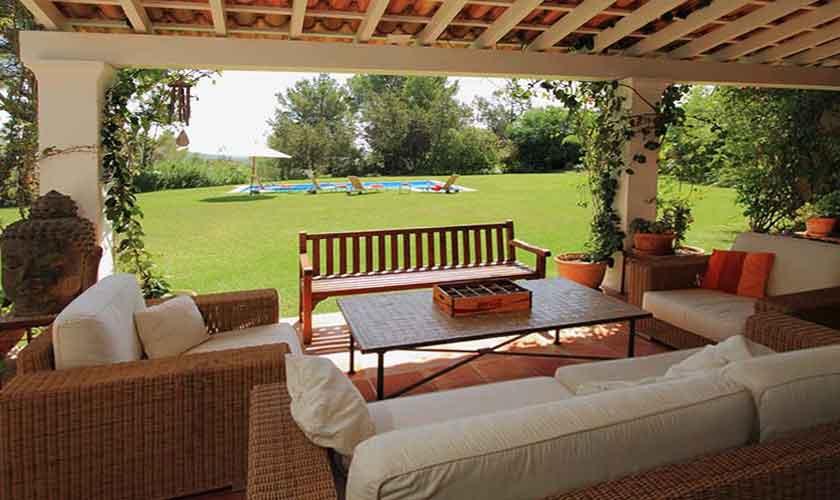 finca ibiza f r 8 personen mit pool mieten ferien auf ibiza steiner. Black Bedroom Furniture Sets. Home Design Ideas