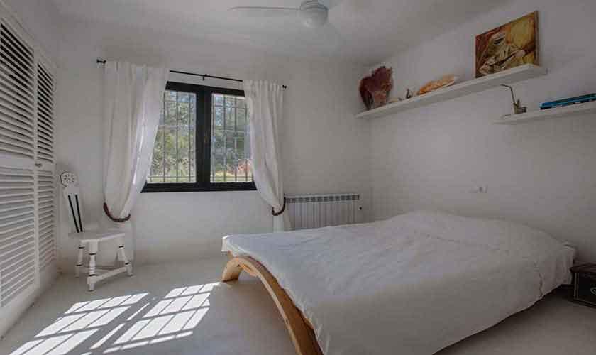 Schlafzimmer Finca Ibiza Cala Salada IBZ 32
