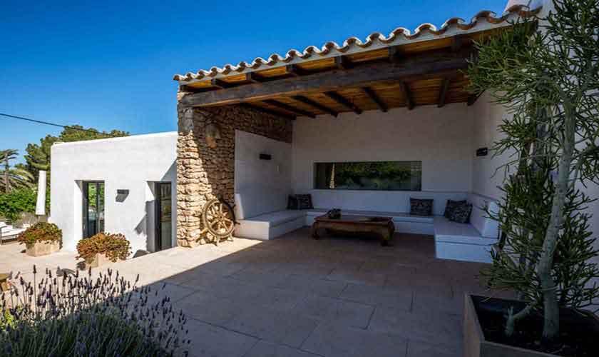 Lounge Finca Ibiza Cala Salada IBZ 32
