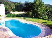 Pool Ferienhaus Ibiza Ses Salines 4 Personen IBZ 5