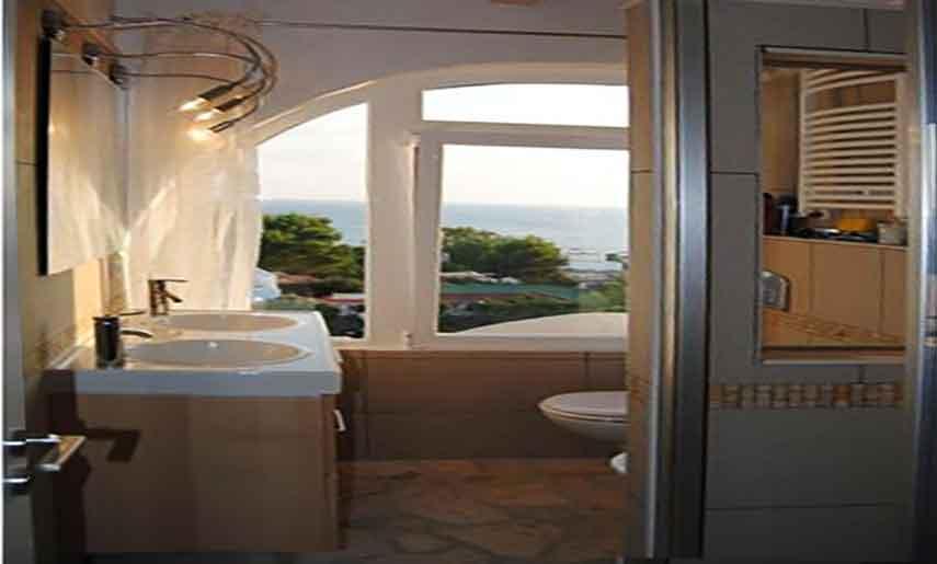 Badezimmer Ferienhaus Ibiza IBZ 56