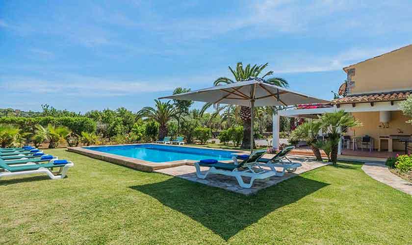 Pool und Finca Mallorca 10 Personen PM 388