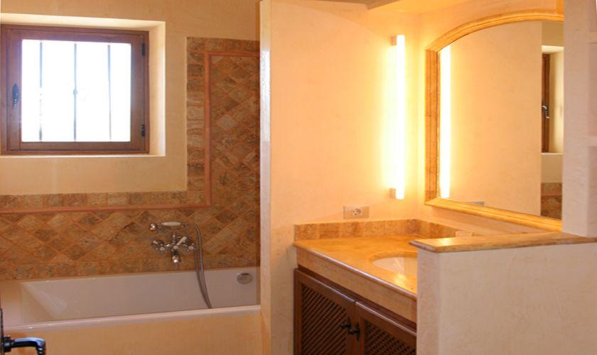 Badezimmer Luxusfinca Mallorca bei Andratx PM 105